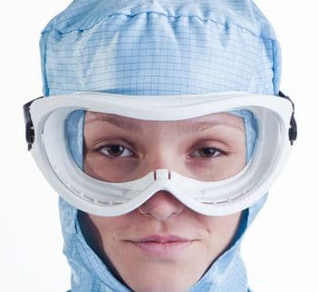 Bioclean Clearview Cleanroom Goggles Autoclavable