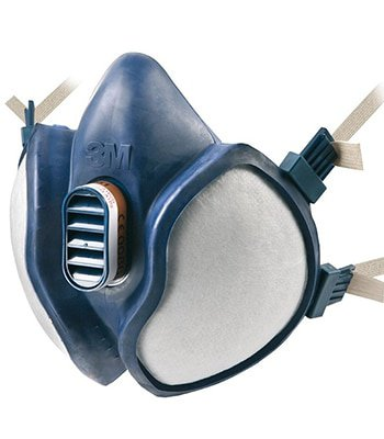 3m mask 1970